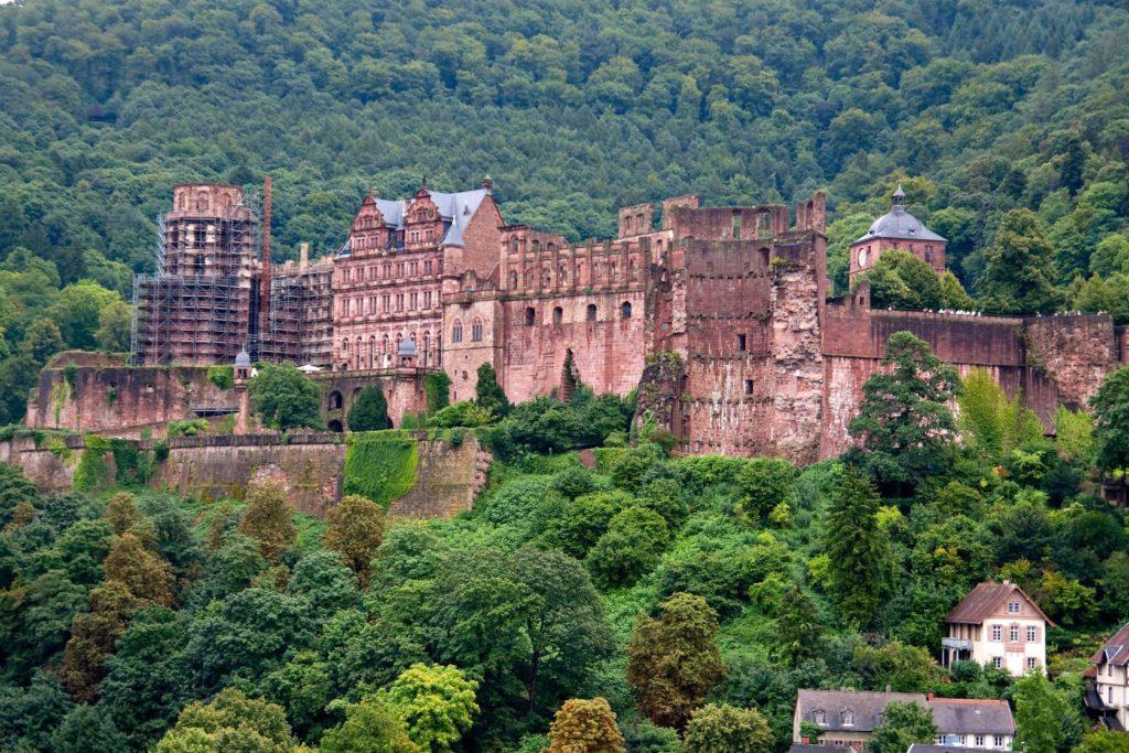 Hrad v Heidelbergu | peresanz/123RF.com