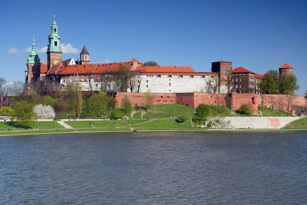 Hrad Wawel v Krakově | igorxiii/123RF.com