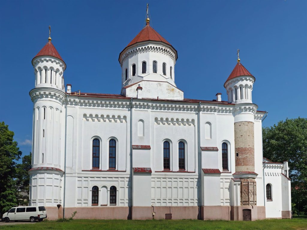 Katedrála Nanebevzetí Panny Marie ve Vilniusu   vilax/123RF.com
