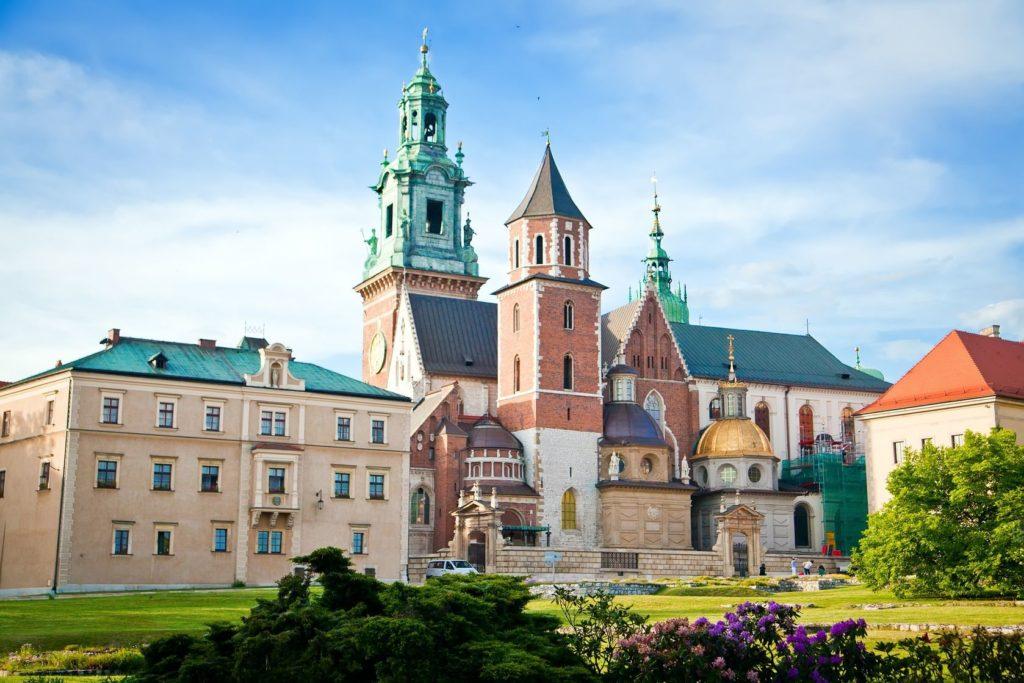 Katedrála sv. Stanislava a sv. Václava v Krakově | anitabonita/123RF.com
