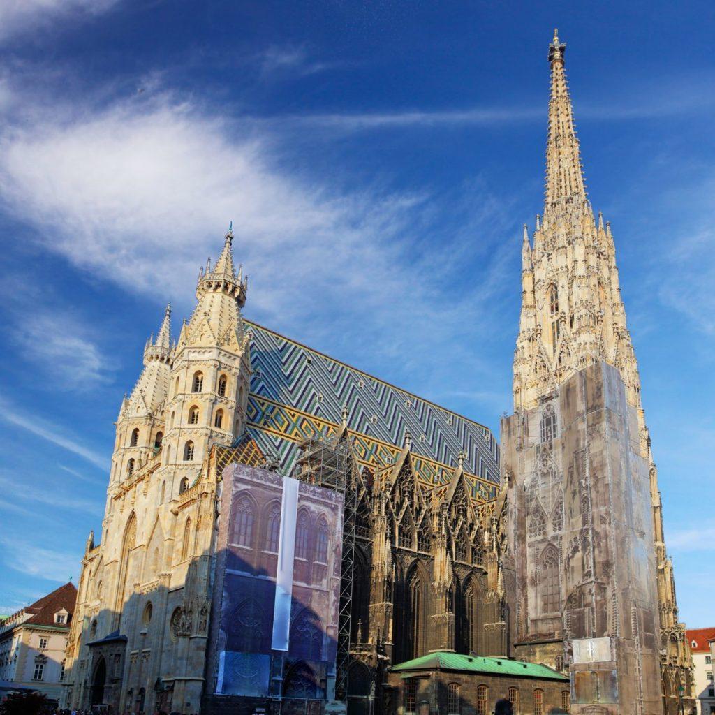 Katedrála svatého Štěpána ve Vídni | tomas1111/123RF.com