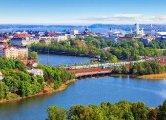 Krajina ve finských Helsinkách | scanrail/123RF.com