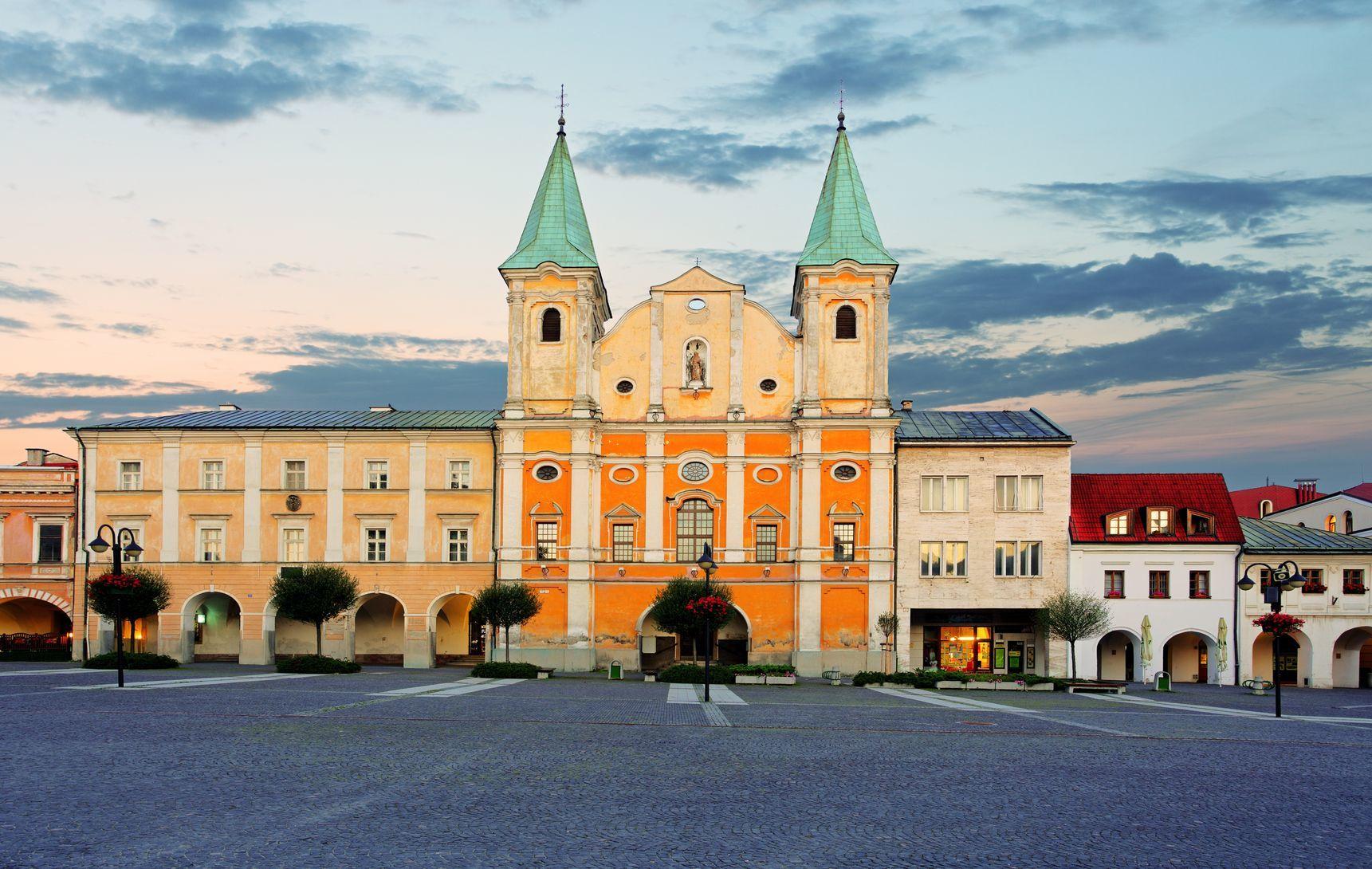 Mariánské náměstí v Žilině | tomas1111/123RF.com