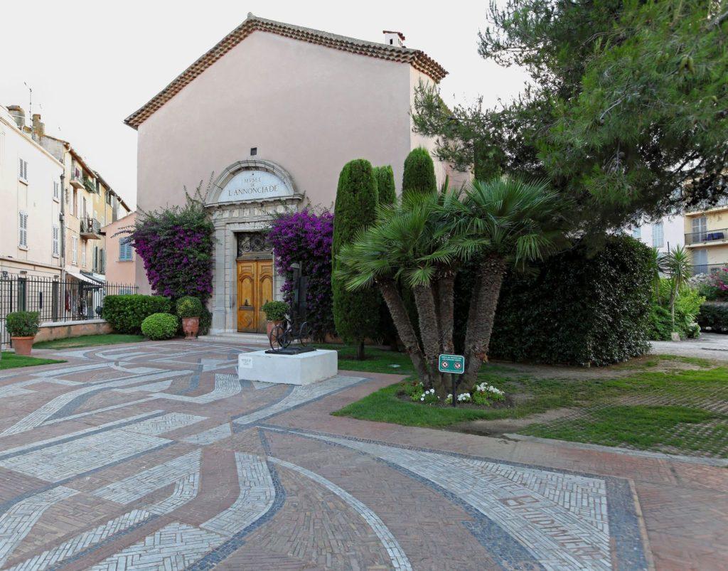 Muzeum umění v Saint Tropez | Baloncici/123RF.com