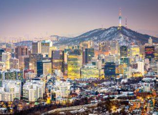 Noční panorama Soulu v Jižní Koreji | sepavo/123RF.com