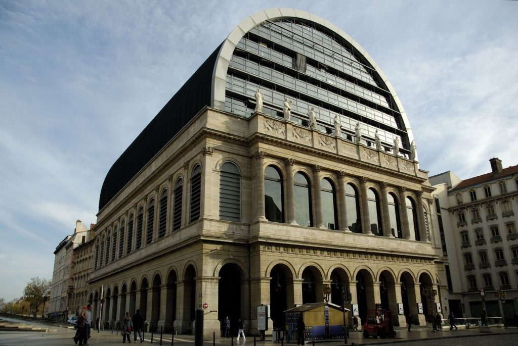 Opera v Lyonu | lexan/123RF.com