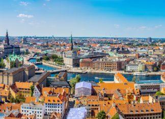 Panorama Kodaně v Dánsku | bloodua/123RF.com