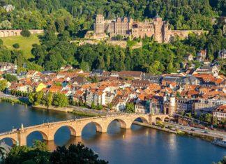 Pohled na Heidelberg | sborisov/123RF.com