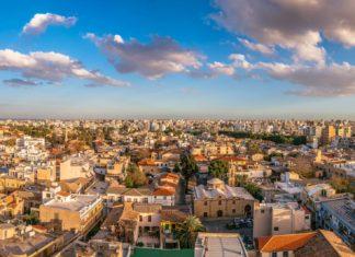Pohled na město Nikósie na Kypru | kirillm/123RF.com