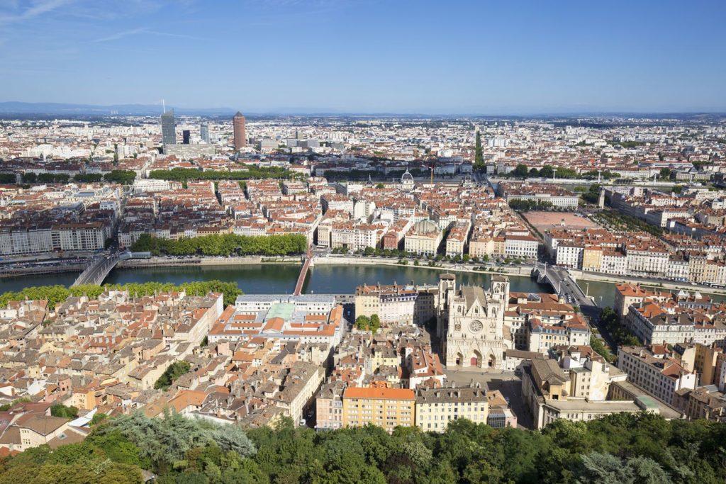 Pohled na Starý Lyon | vwalakte/123RF.com