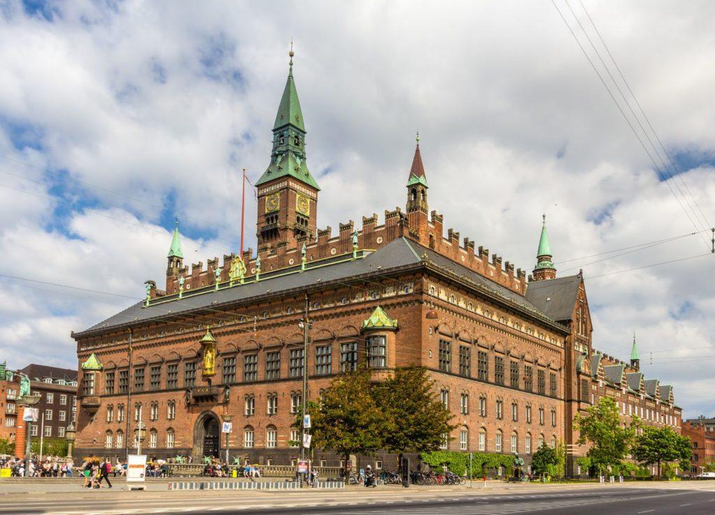 Radnice v Kodani | elec/123RF.com