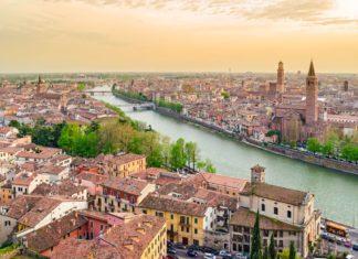 Romantické město Verona v Itálii | birillo81/123RF.com