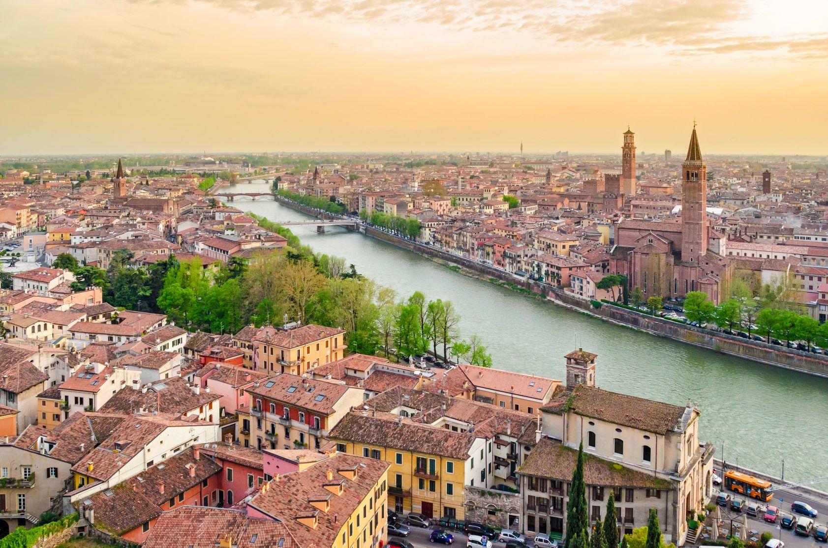 Zajimava Mista A Pamatky V Italskem Meste Verona Travelmag Cz
