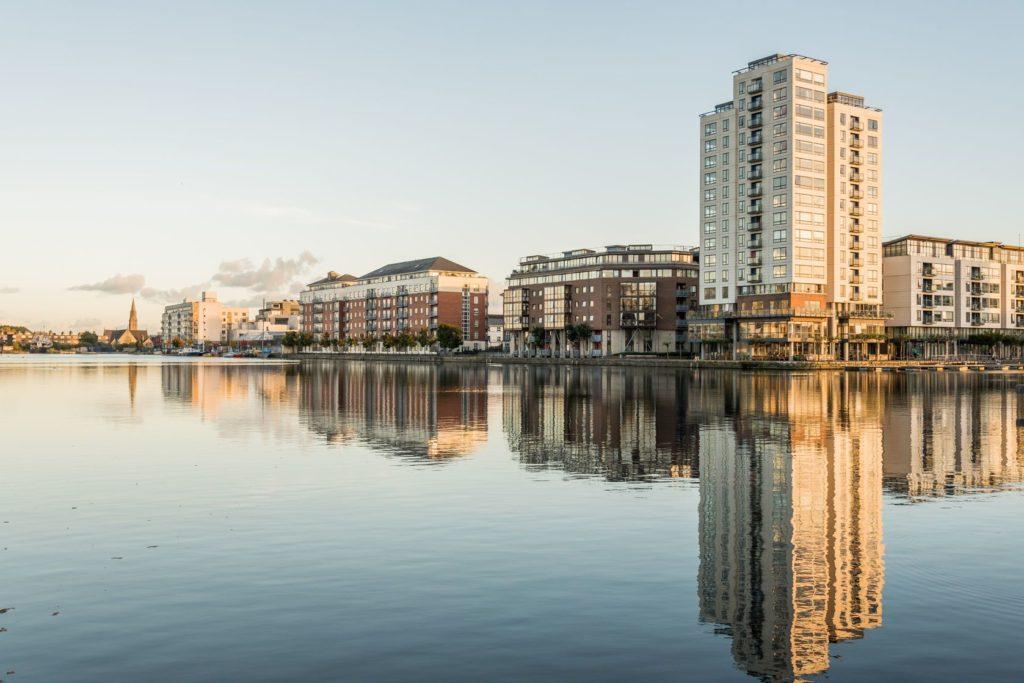 Silicon Docks v Dublinu | balky79/123RF.com