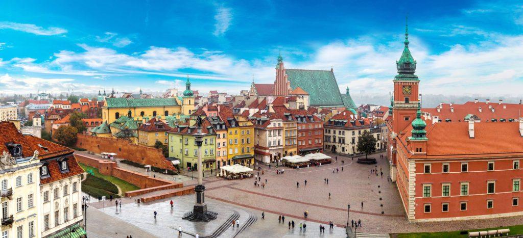 Staré město ve Varšavě | bloodua/123RF.com