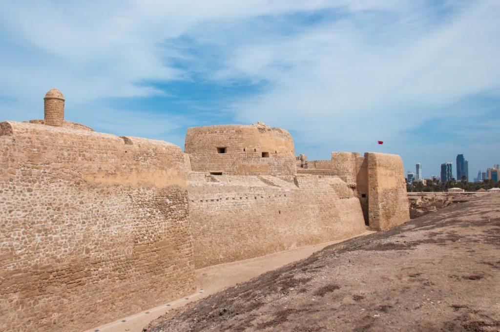 Bahrajnská pevnost | brizardh/123RF.com