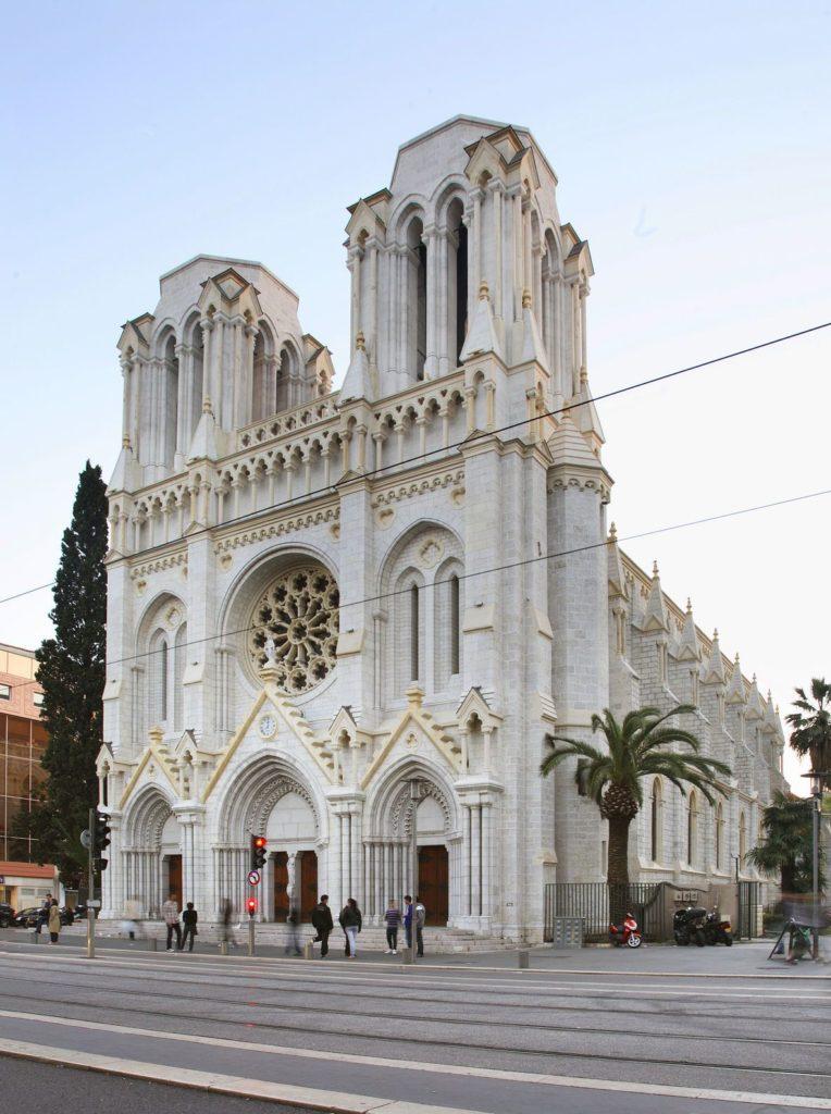 Bazilika Notre Dame v Nice | andreyshevchenko/123RF.com
