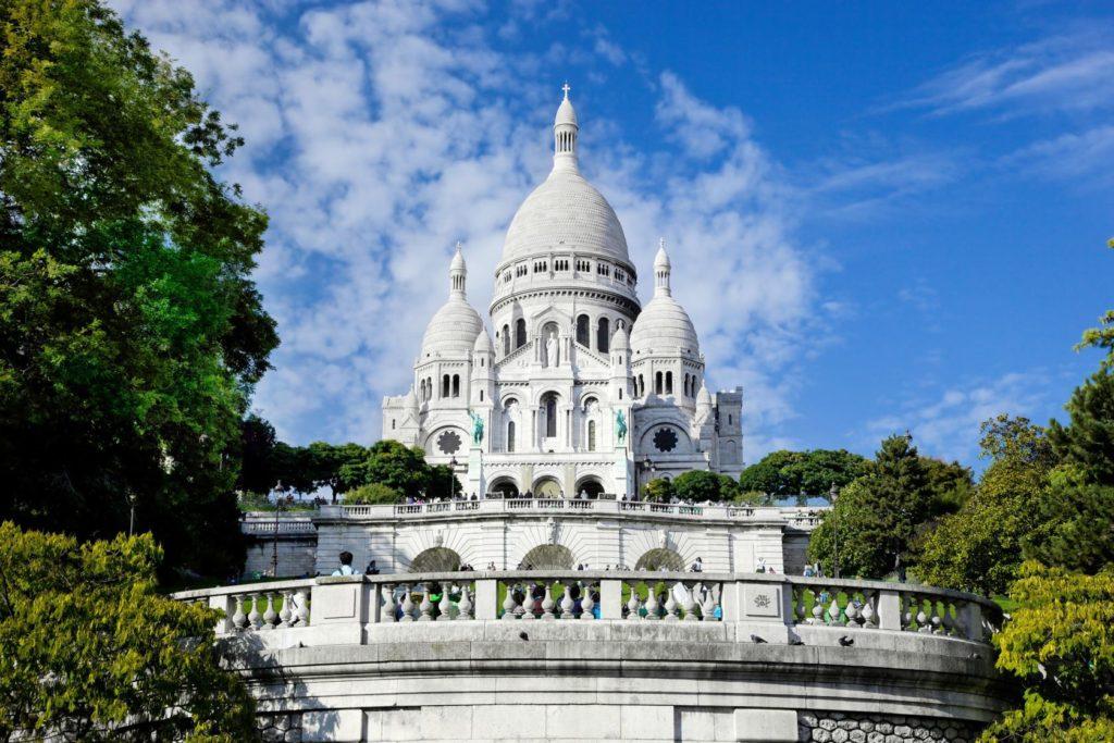 Bazilika Sacre-Coeur v Paříži | niserin/123RF.com