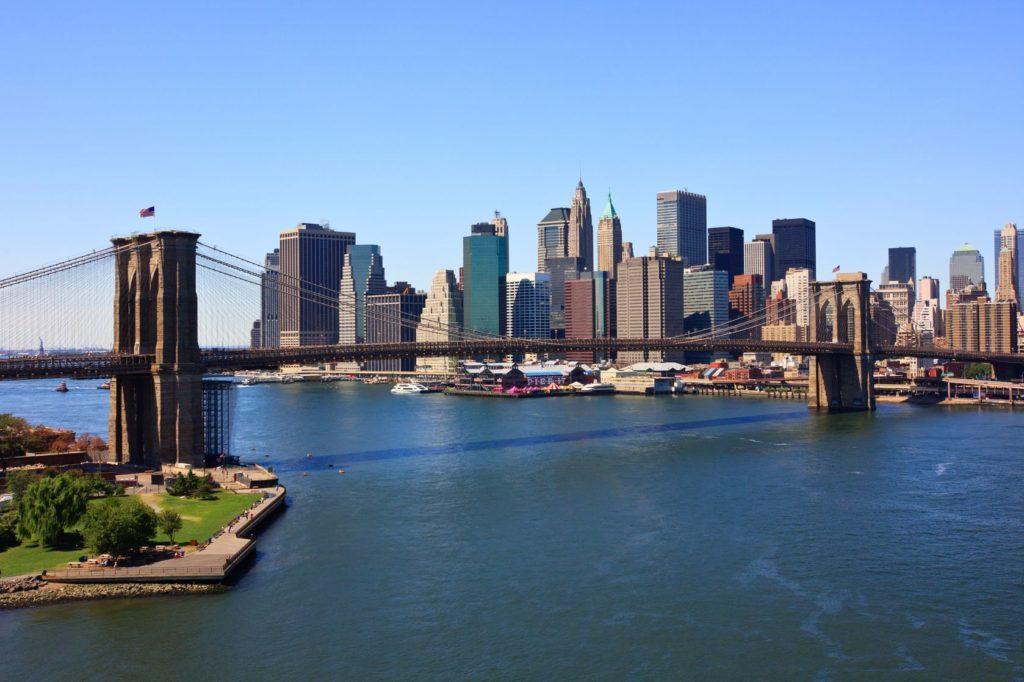 Brooklynský most v New Yorku   speedskater/123RF.com
