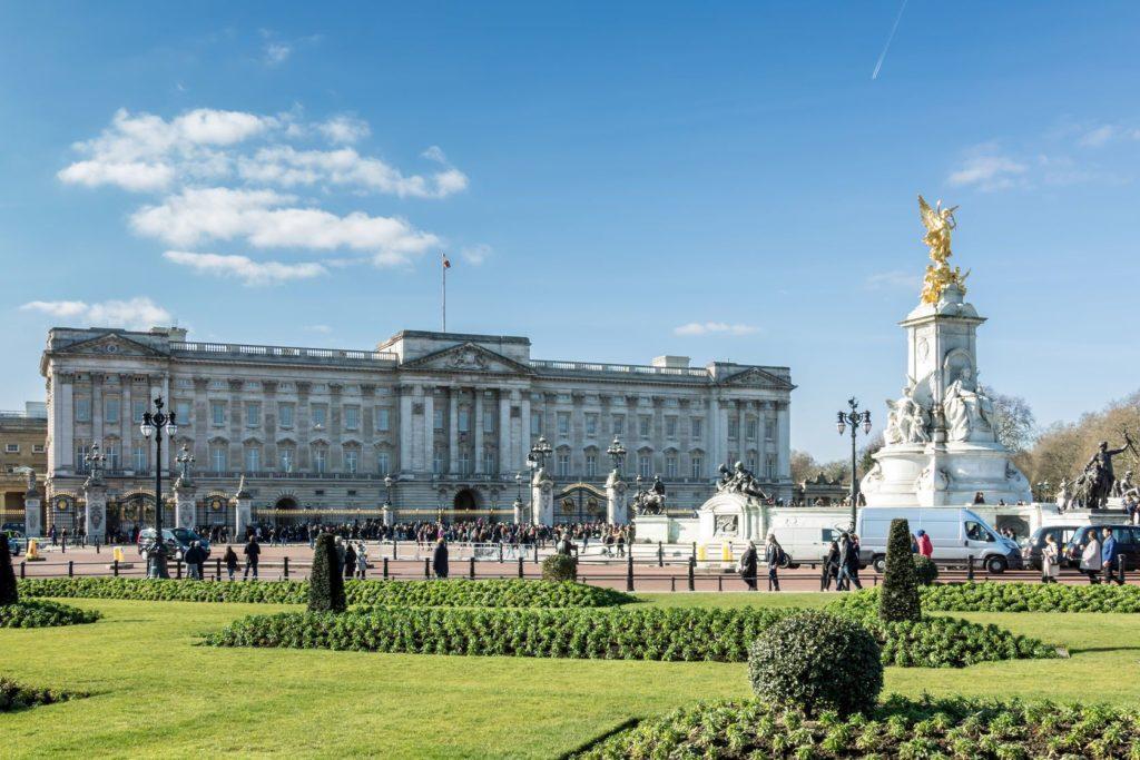 Buckinghamský palác v Londýně | phil_bird/123RF.com