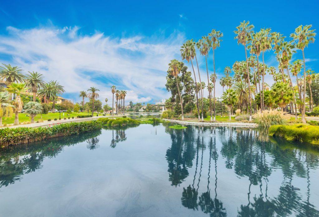 Echo Park v Los Angeles | alkanc/123RF.com