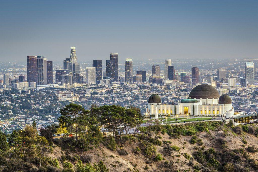 Griffith Observatory na Mount Hollywood v Los Angeles | sepavo/123RF.com