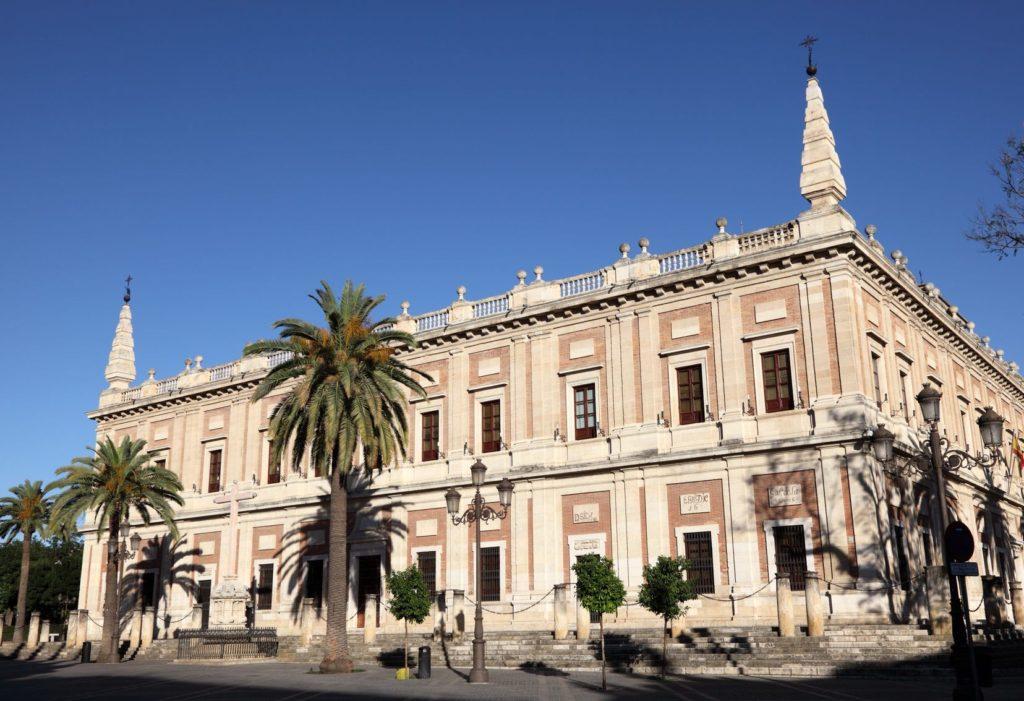 Indický archiv v Seville | philipus/123RF.com