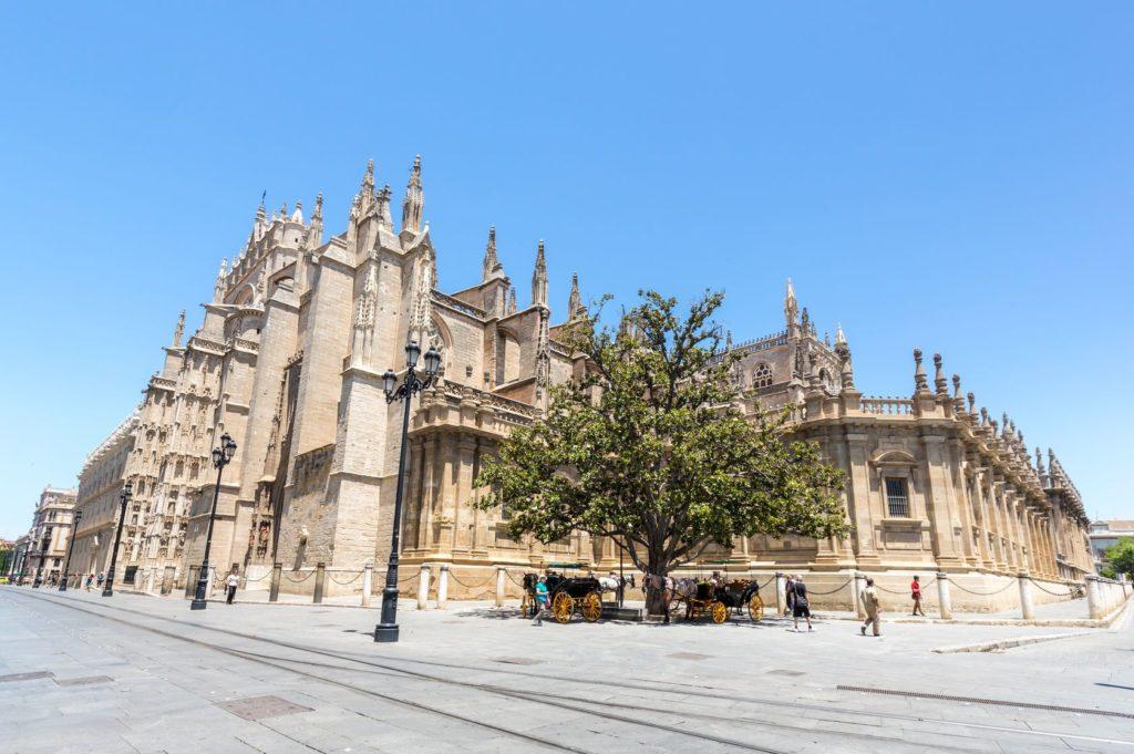 Katedrála Panny Marie v Seville | vichie81/123RF.com