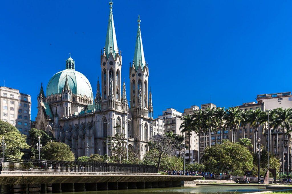 Katedrála Se v Sao Paulo | filipefrazao/123RF.com