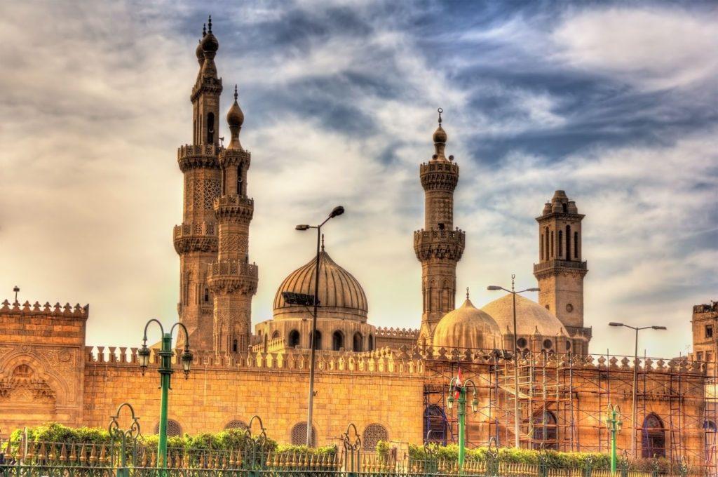 Mešita Al-Azhar v Káhiře | elec/123RF.com