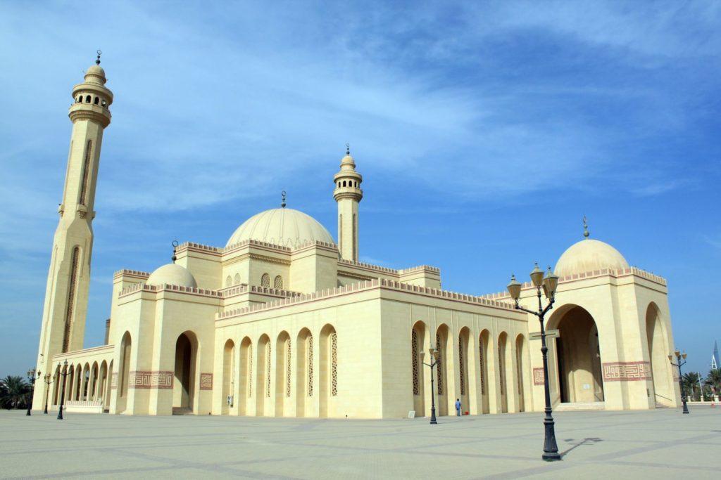 Mešita Al-Fateh ve městě Manáma | shanin/123RF.com