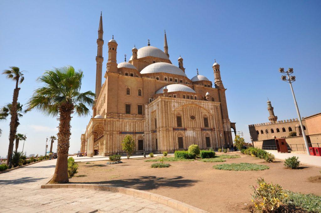 Mešita Muhammada Alího v Citadele v Káhiře | ruigsantos/123RF.com