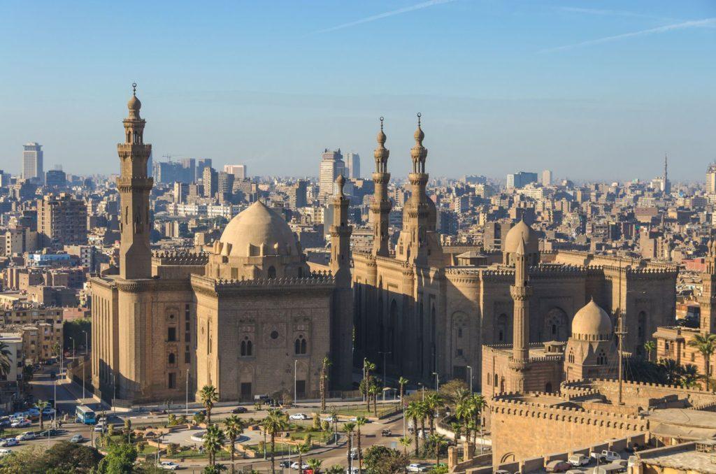 Mešita sultána Hassana v Káhiře | tanart/123RF.com