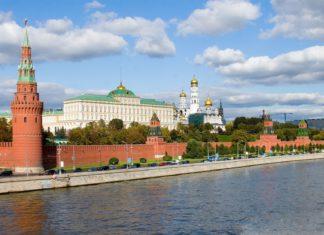 Moskevský Kreml v Rusku | enika/123RF.com