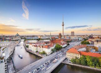 Panorama Berlína v Německu | sepavo/123RF.com