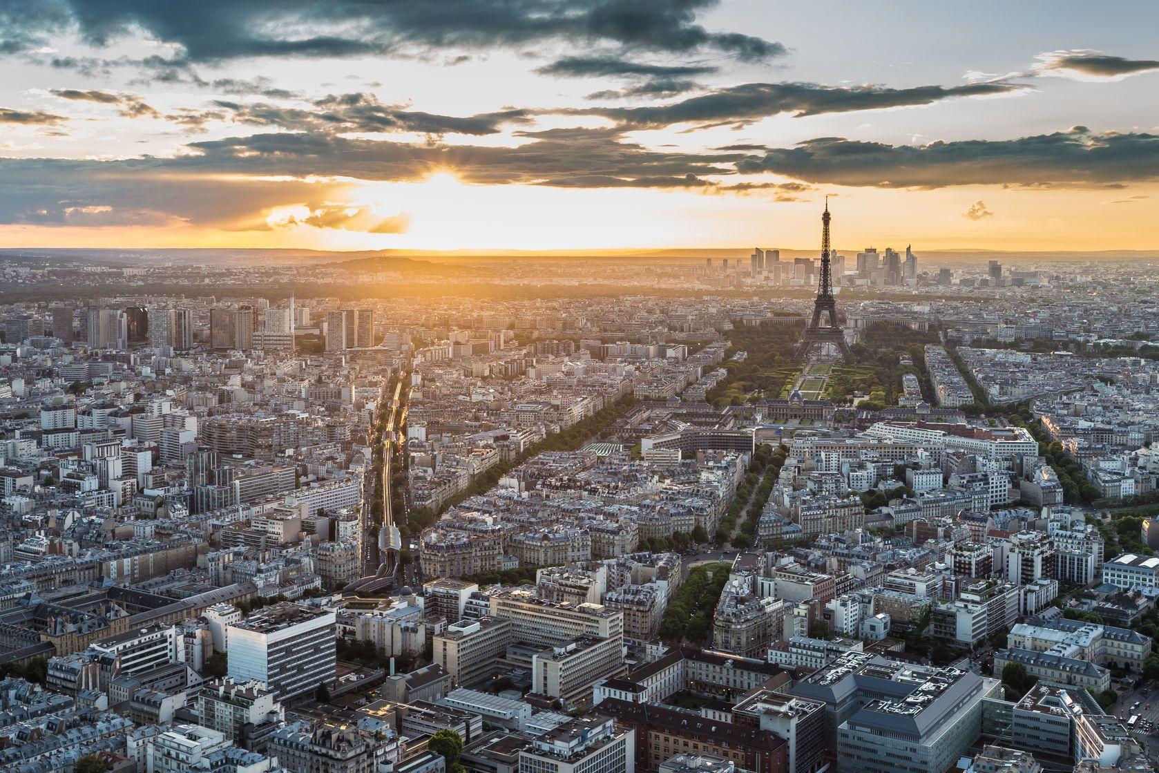 Panorama Paříže | orpheus26/123RF.com