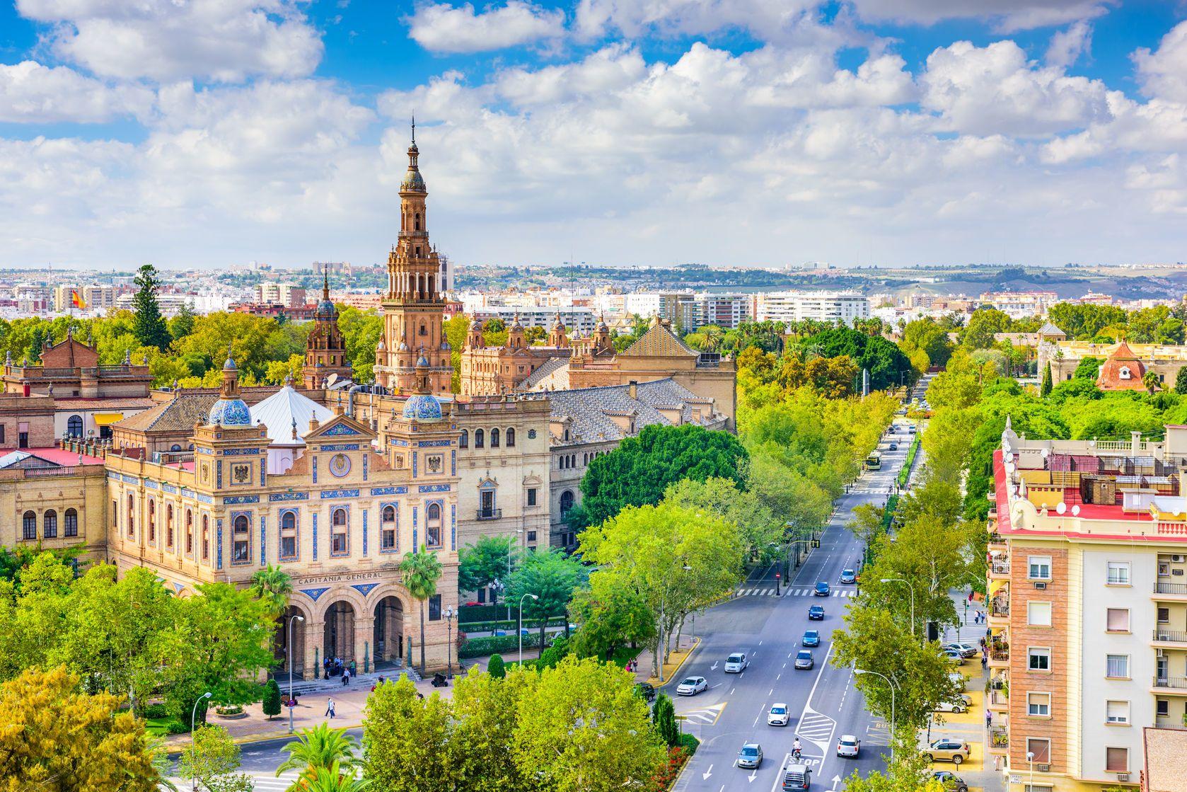 Panorama Sevilly | sepavo/123RF.com