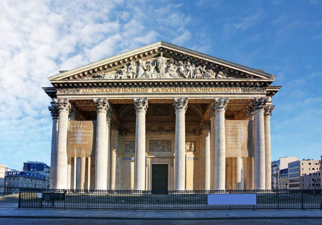 Pantheon v Paříži | tomas1111/123RF.com