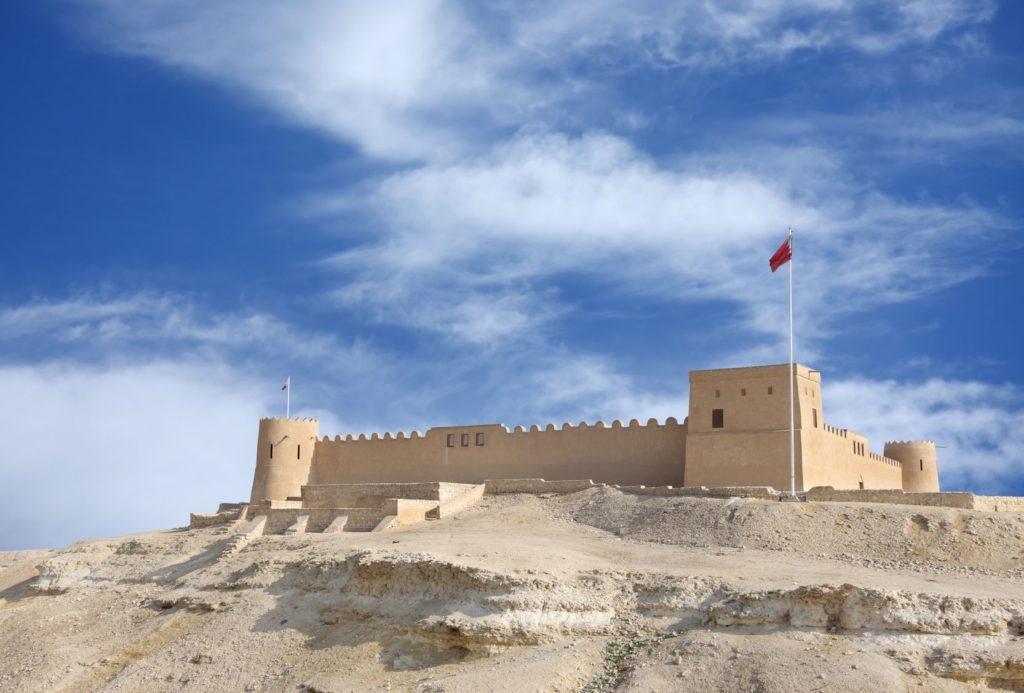 Pevnost Riffa v Bahrajnu | aks123rf/123RF.com