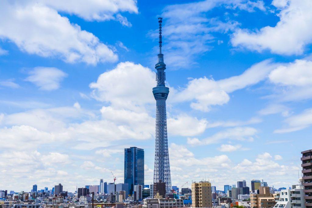Sky Tree Tower v Tokiu   jarrun/123RF.com