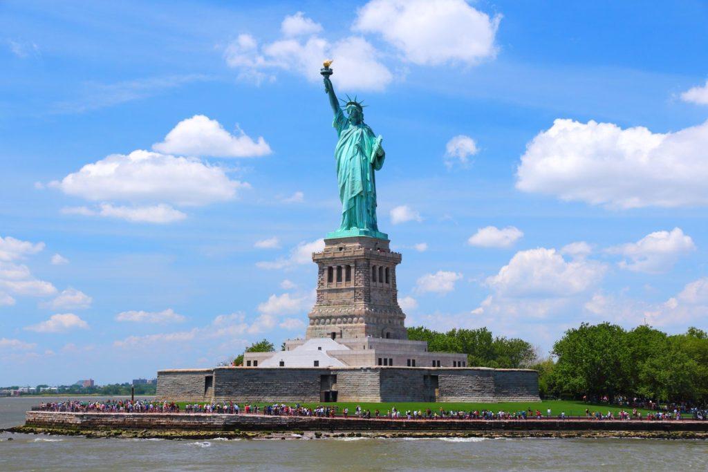 Socha svobody v New Yorku   tupungato/123RF.com