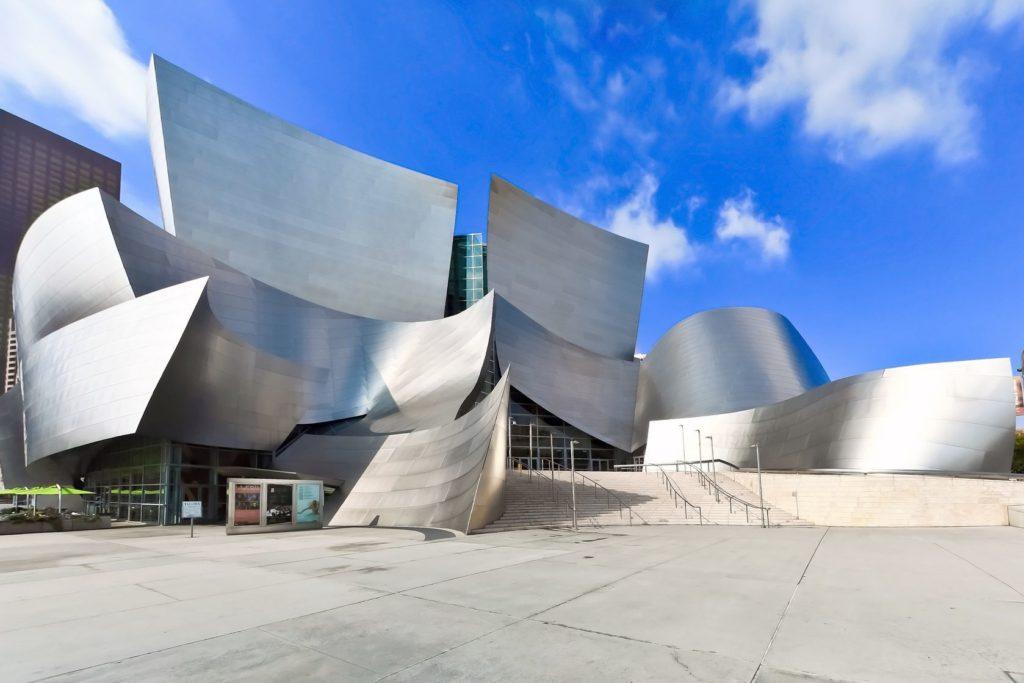 Walt Disney Concert Hall v Los Angeles | palette7/123RF.com