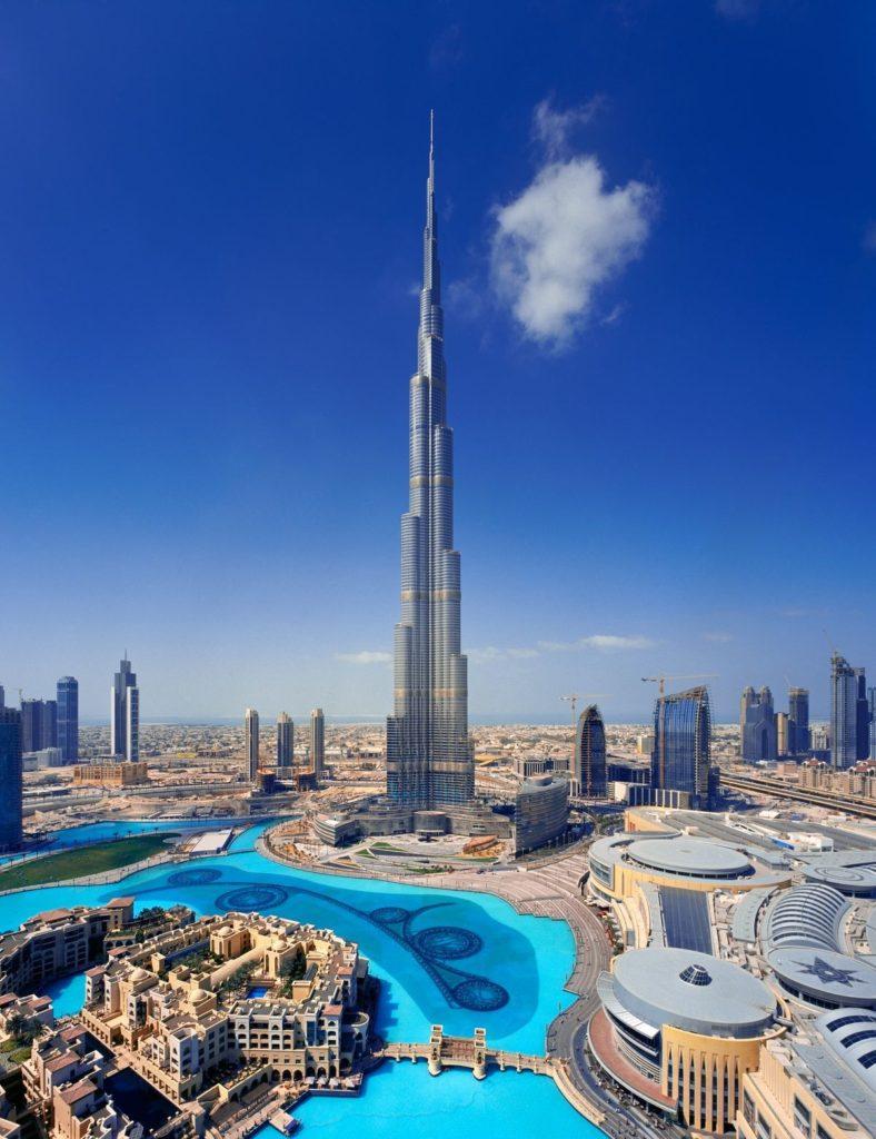 Burj Khalifa v Dubaji | sophiejames/123RF.com