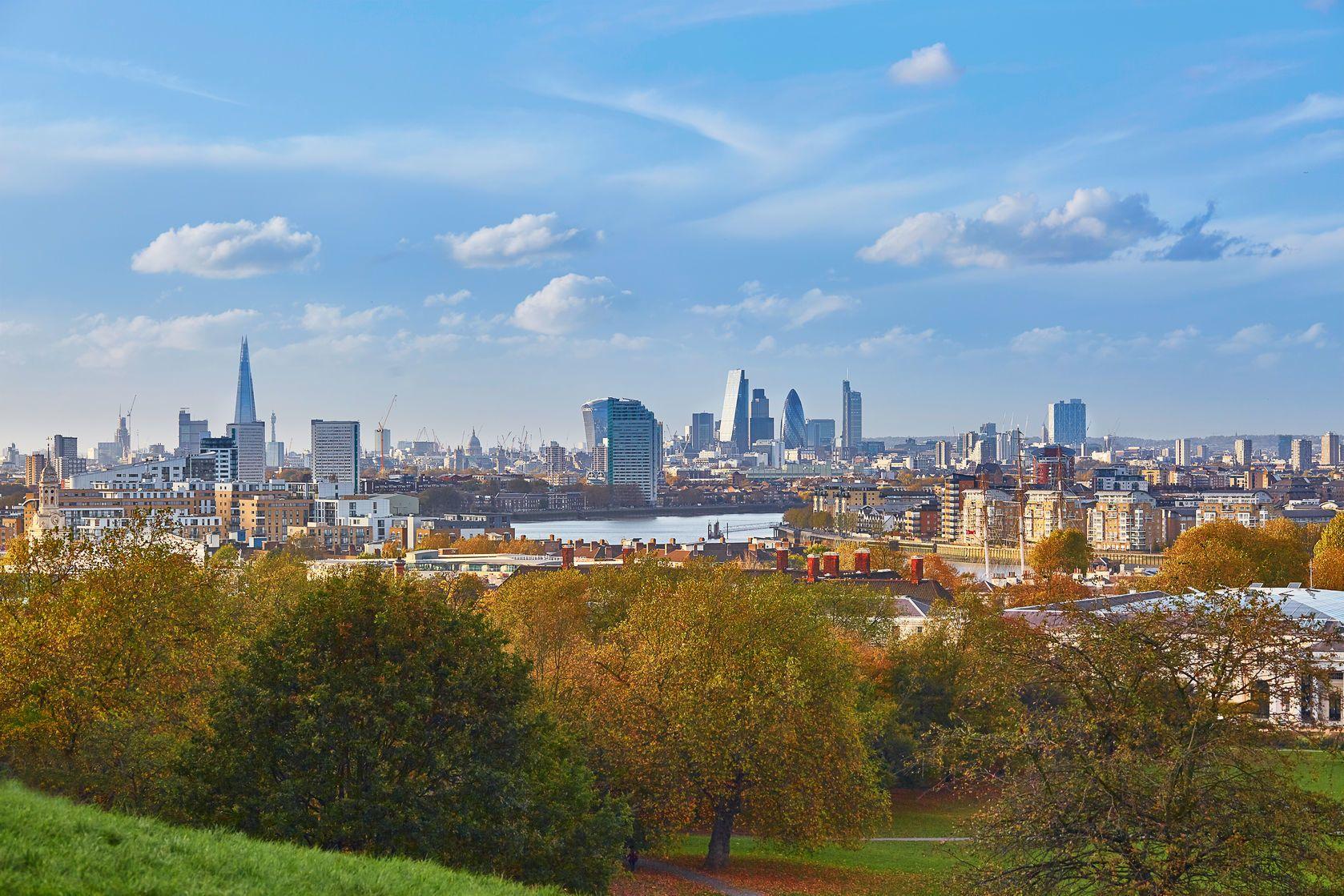 Krajina v Londýně | epokrovsky/123RF.com