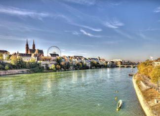 Město Basilej ve Švýcarsku | anderm/123RF.com