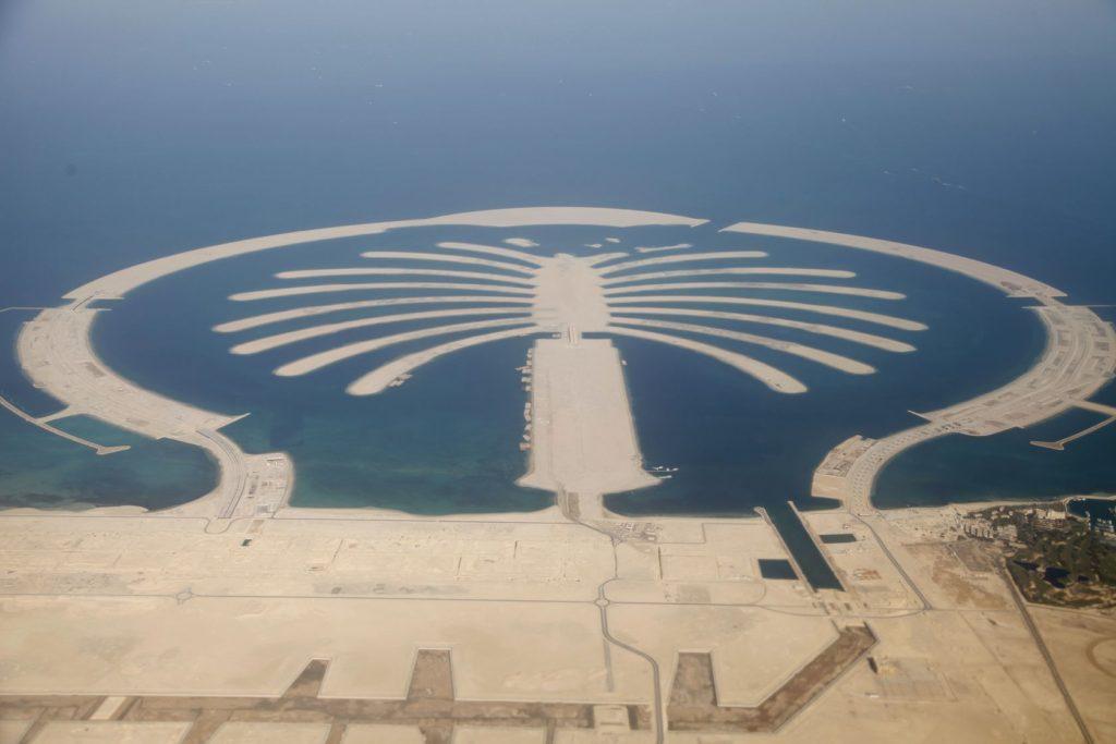 Palm Jumeirah v Dubaji | rjycnfynby/123RF.com