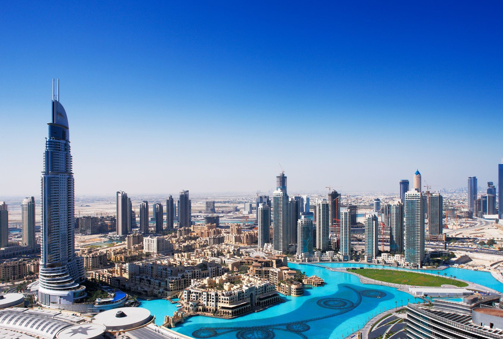 Panorama Dubaje | sophiejames/123RF.com