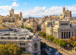 Panorama Madridu | zechal/123RF.com