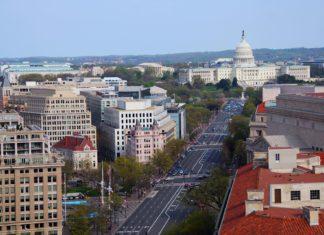 Panorama Washingtonu v USA | rabbit75123/123RF.com