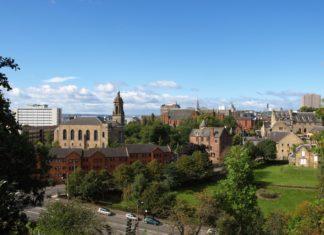Pohled na Glasgow ve Skotsku | claudiodivizia/123RF.com